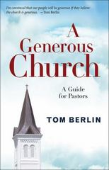 The Generous Church 1st Edition 9781501813504 1501813501