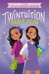Twintuition: Double Vision 1st Edition 9780062372871 0062372874