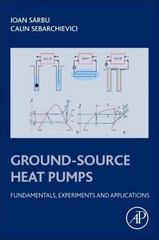 Ground-Source Heat Pumps 1st Edition 9780128042410 0128042419