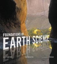 Foundations of Earth Science 8th Edition 9780134184814 0134184815