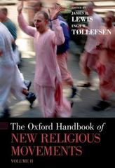 The Oxford Handbook of New Religious Movements 1st Edition 9780190466176 0190466170