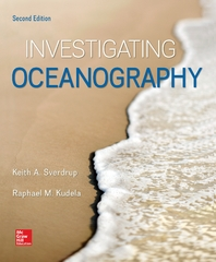 Investigating Oceanography 2nd Edition 9780078022937 0078022932