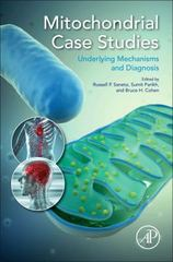Mitochondrial Case Studies 1st Edition 9780128008775 0128008776