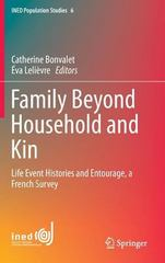 Family Beyond Household and Kin 1st Edition 9783319246840 3319246844