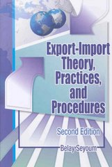 Export-Import Theory, Practices, and Procedures 2nd edition 9780789034205 0789034204