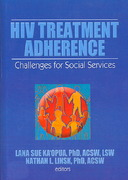HIV Treatment Adherence 0 9781136458484 1136458484