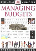 DK Essential Managers: Managing Budgets 1st Edition 9780789459695 0789459698