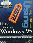 Using Windows 95 2nd edition 9780789713810 0789713810