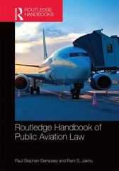 Routledge Handbook of Public Aviation Law 1st Edition 9781138807730 1138807737
