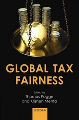 Global Tax Fairness 1st Edition 9780198725343 0198725345