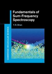 Fundamentals of Sum-Frequency Spectroscopy 1st Edition 9781107098848 110709884X