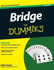 Bridge for Dummies 3rd Edition 9781119173892 1119173892