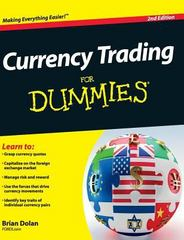 Currency Trading for Dummies 2nd Edition 9781119174059 1119174058
