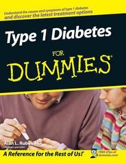 Type 1 Diabetes for Dummies 1st Edition 9781119175964 1119175968