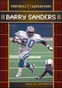 Barry Sanders 1st edition 9780791096673 079109667X