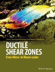 Ductile Shear Zones 1st Edition 9781118844960 1118844963