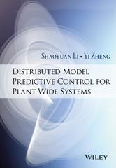 Distributed Model Predictive Control for Plant-Wide Systems 1st Edition 9781118921562 1118921569