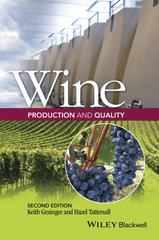 Wine Production and Quality 2nd Edition 9781118934555 1118934555