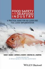 Food Safety in the Seafood Industry 1st Edition 9781118965078 1118965078