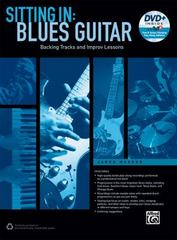 Sitting in -- Blues Guitar 1st Edition 9781470623654 147062365X