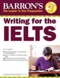 Writing for the IELTS 1st Edition 9781438007656 1438007655