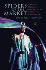 Spiders of the Market 1st Edition 9780253021342 0253021340
