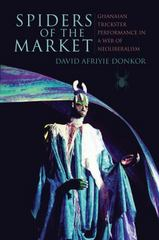 Spiders of the Market 1st Edition 9780253021458 0253021456
