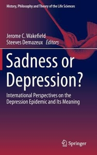 Sadness or Depression 1st Edition 9789401774215 9401774218