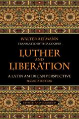Luther and Liberation 2nd Edition 9781451482683 145148268X
