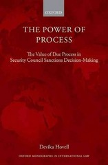 The Power of Process 1st Edition 9780198717676 0198717679
