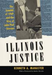 Illinois Justice 1st Edition 9780226350103 022635010X