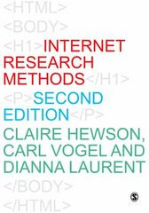 Internet Research Methods 2nd Edition 9781446208557 1446208559