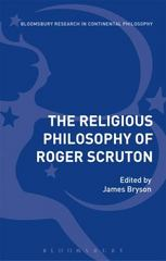 The Religious Philosophy of Roger Scruton 1st Edition 9781474251327 1474251323