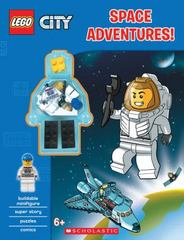 Space Adventures! 1st Edition 9780545927314 0545927315