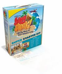 Vacation Bible School (VBS) 2016 Surf Shack Super Starter Kit 1st Edition 9781501804199 1501804197