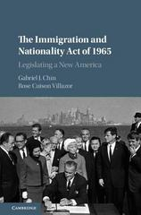 The Immigration and Nationality Act of 1965 1st Edition 9781107084117 1107084113