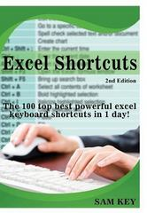 Excel Shortcuts 1st Edition 9781329425903 1329425901
