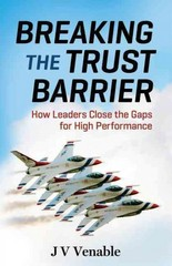 Breaking the Trust Barrier 1st Edition 9781626566101 1626566100