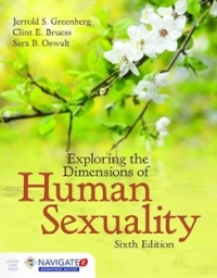 Exploring the Dimensions of Human Sexuality 6th Edition 9781284081541 1284081540
