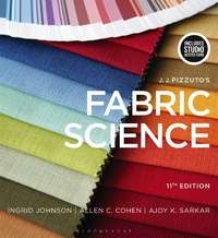 J.J. Pizzuto's Fabric Science 11th Edition 9781501395369 150139536X