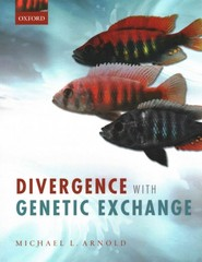 Divergence With Genetic Exchange 2nd Edition 9780198755111 0198755112