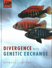 Divergence With Genetic Exchange 2nd Edition 9780198726029 0198726023