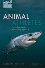 Animal Athletes 1st Edition 9780199296552 0199296553