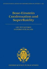 Bose-Einstein Condensation and Superfluidity 1st Edition 9780191076688 0191076686