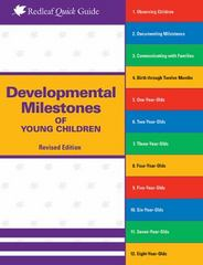 Developmental Milestones of Young Children 1st Edition 9781605544793 1605544795