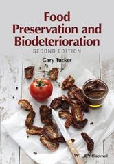 Food Preservation and Biodeterioration 2nd Edition 9781118904626 1118904621