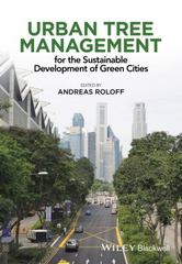 Urban Tree Management 1st Edition 9781118954584 1118954580