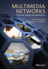 Multimedia Networks 1st Edition 9781119090168 1119090164