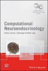 Computational Neuroendocrinology 1st Edition 9781119951698 1119951690