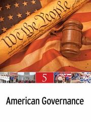 American Governance 1st Edition 9780028662497 0028662490